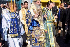 Η Δεσποτική Εορτή των Θεοφανείων στην Ιερά Μητρόπολη Πειραιώς