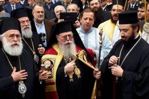 Ο Φιλίππων  Στέφανος διατρανώνει: Η Μακεδονία είναι μία, είναι ελληνική, είναι μεγάλη και είναι δική μας.