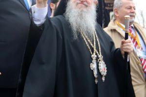 Ο αιφνιδιασμός του Γέροντα Θεσσαλονίκης Ανθίμου να παραστεί στο συλλαλητήριο την υστάτη στιγμή  και το δάκρυ του Στρατηγού.