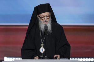 Πρόσωπο της Χρονιάς: Ο Αρχιεπίσκοπος Αμερικής Δημήτριος