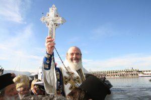 Η τελευταία θεία Λειτουργία των Θεοφανείων από τον Αρχιεπίσκοπο Χριστόδουλο