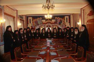 Η Εκκλησία ενώνει  τη φωνή της με τη φωνή του Οικουμενικού Ελληνισμού για τη Μακεδονία μας • Έκτακτη σύγκληση Ιεραρχίας τον Φεβρουάριο