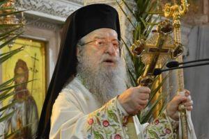 Θεσσαλονίκης Ανθιμος σήμερα στην Αγία Τριάδα Θεσσαλονίκης: «Δε διστάζουμε να κάνουμε συλλαλητήριο, αλλά τώρα δεν είναι η στιγμή»