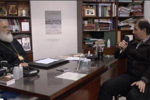 """Εθναρχία και Μακεδονικός Αγώνας- Το  Β ´ Μέρος της συνέντευξης του Σεβ. Αρκαλοχωρίου Ανδρέου στην """"Πεμπτουσία""""."""