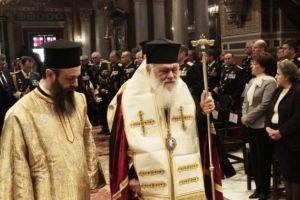 Δοξολογία για το νέο έτος στη Μητρόπολη Αθηνών παρουσία του Πρωθυπουργού Αλέξη Τσίπρα