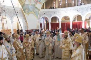 Σε ατμόσφαιρα χαράς εορτάστηκαν τα ονομαστήρια του Αρχιεπισκόπου Αναστασίου