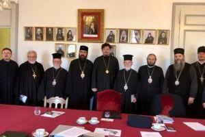 Επισκοπική συνέλευση στο Σαμπεζύ της Γενεύης