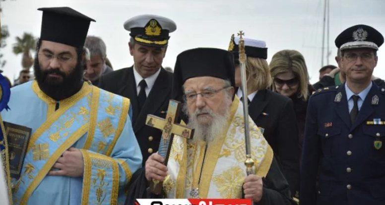 "You are currently viewing Με βολές κατά Ζουράρι ο Αιτωλίας και Ακαρνανίας Κοσμάς: ""Οι Ελληνες δε θέλουν ηγέτες που διαστρέφουν"""