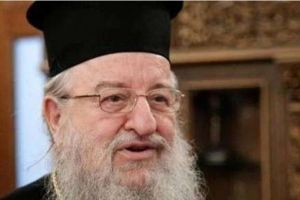 Ετοιμάζεται συγκέντρωση Ιεραρχών στην Θεσσαλονίκη- Τι δήλωσε ο Γέρων Θεσσαλονίκης Ανθιμος