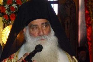 Σιατίστης Παύλος: Οι απειλές για τη ζωή του και η αντίδραση για τη «Χρυσή Αυγή» της Κυβέρνησης