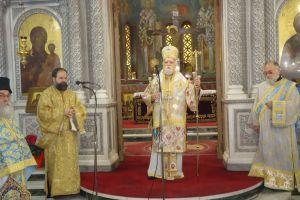 Κυριακή μετά τα Φώτα στον Ι. Ναό Αγίου Παντελεήμονος οδού Αχαρνών