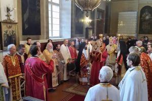 Η Εκκλησία της Εσθονίας τίμησε τον προστάτη της Άγιο Πλάτωνα