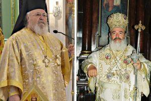 Ο Υιός Καισαριανής Δανιήλ  για  τον Πατέρα Αθηνών Χριστόδουλο