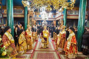 Συλλείτουργο επί τη Μνήμη της Αγίας Κυράννης της Οσσαίας