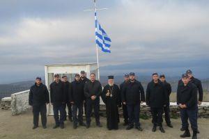 Την Πολεμική Ναυτική Βάση Αμμολόχου επεσκέφθη ο Μητροπολίτης Σύρου Δωρόθεος