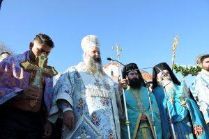 Ο εορτασμός των Θεοφανείων στην Μητρόπολη Κίτρους