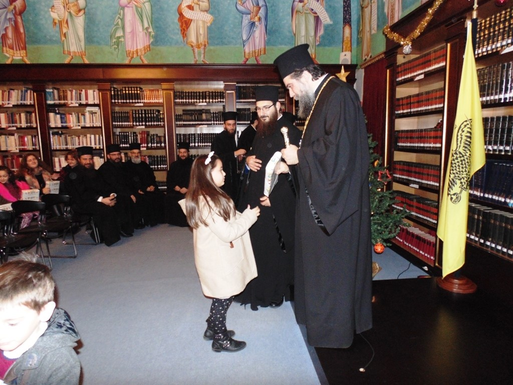 Ημέρα αφιερωμένη στα παιδιά και στους νέους της Εκκλησίας των Σερρών.