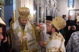 Η Χειροτονία του νέου Επισκόπου Αραβισσού Κασσιανού στη Μητρόπολη Χαλκηδόνος