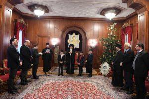 Οικουμενικός Πατριάρχης προς Ιεροψάλτες της Πόλεως: Η συνδρομή σας είναι ανεκτίμητος