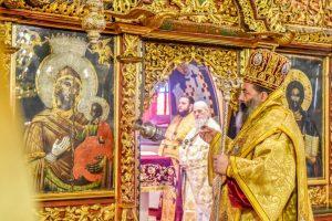 Εορτάστηκε εις την Ιερά Μητρόπολη Λαγκαδά, Λητής και Ρεντίνης η Ιερά Μνήμη των Δύο Μεγάλων Πατέρων της Εκκλησίας μας