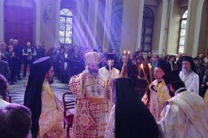 O εορτασμός του Αγίου Βουκόλου στη Σμύρνη της Ιωνίας.