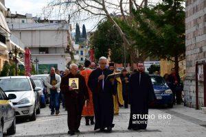 Η εορτή της Ορθοδοξίας στο Ναύπλιο