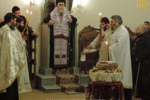 O εορτασμός της Οσίας Φιλοθέης της Αθηναίας στην Άρτα
