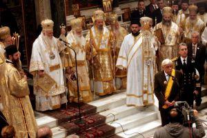 Με τον Μεγαλόσταυρο του Αποστόλου Παύλου τίμησε τον Πρόεδρο Προκόπη Παυλόπουλο η Εκκλησία