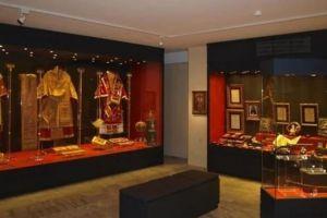 """Εγκαίνια του εκκλησιαστικού  μουσείου και του μουσείου """"Ιάκωβος Τσούνης"""" στην Ι.Μ. Καλαβρύτων και Αιγιαλείας"""