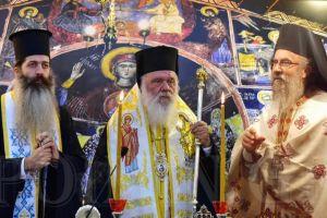 Με δύο νέους βοηθούς Επισκόπου από σήμερα ο Αρχιεπίσκοπος Αθηνών