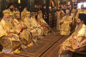 Συνοδική Θεία Λειτουργία στη μνήμη του Παύλου Μελά και για τη Μακεδονία μας  στην Καστοριά