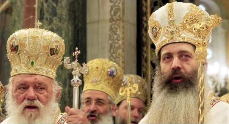Η εις Επίσκοπον  Χειροτονία του Πρωτοσυγκέλλου  της Ι. Αρχιεπισκοπής Αθηνών  Συμεών Βολιώτη- Η συγκίνηση του Αρχιεπισκόπου Ιερώνυμου κι οι νουθεσίες που του απηύθυνε.