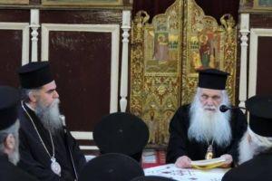 Συμβουλές(!!!) του Αργολίδος Νεκταρίου στους Ιερείς της Ι.Μ. Αρτης
