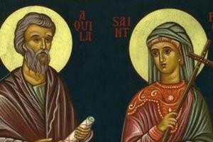 Τι έλεγε ο Μακαριστός Αρχιεπίσκοπος Χριστόδουλος για τους ερωτευμένους και τους Αγίους Ακύλα & Πρίσκιλλα