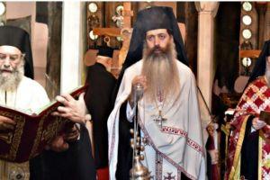 Το Μεγάλο Μήνυμα των τριών νέων εψηφισμένων Επισκόπων της Εκκλησίας μας στην Ιερά Μονή Πετράκη