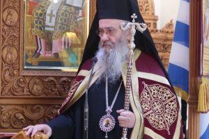 Ο Ναυπάκτου Ιερόθεος μιλά για το Μακεδονικό και τα «παιγνίδια διαδοχής»