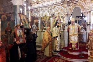 Η Κυριακή της Ορθοδοξίας στην Μητρόπολη Παροναξίας