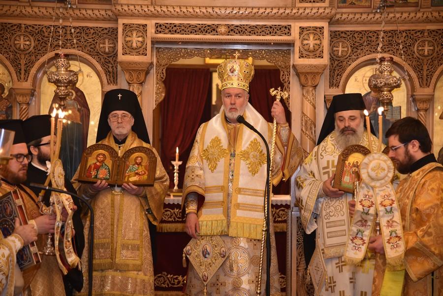 Η Κυριακή της Ορθοδοξίας στην καρδιά της Ευρώπης