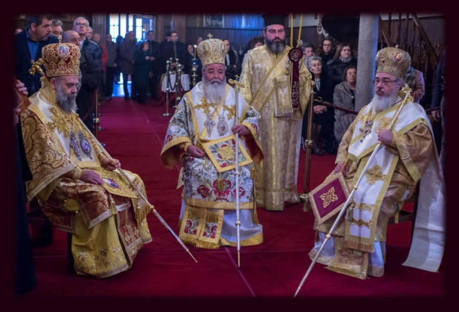 You are currently viewing Η Πρέβεζα τίμησε τον πολιούχο της Άγιο Χαράλαμπο