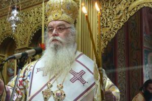 """Ο Καστορίας Σεραφείμ για τις εκδηλώσεις για τον Παύλο Μελά στην Καστοριά: """"Δε θέλουμε την πολιτικοποίηση"""""""
