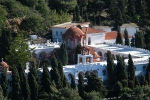 Μοναστήρι Παναγιάς Οινουσσών: 500.000 ευρώ από την Περιφέρεια
