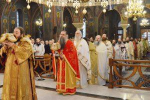 Πανηγυρική Αρχιερατική Θ. Λειτουργία στην Έδεσσα την Κυριακή της Ορθοδοξίας