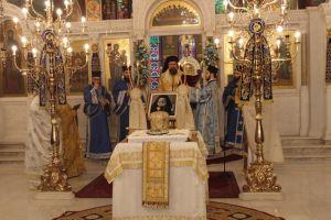 Η Εορτή της Θείας Υπαπαντής και Αρχιερατικό μνημόσυνο του Μακαριστού Αρχιεπισκόπου Χριστοδουλου στις Σέρρες.
