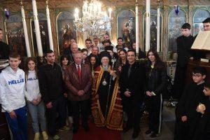 Οικουμενικός Πατριάρχης: Η Εκκλησία της Κωνσταντινουπόλεως παρ' όλα όσα υπέστη, άντεξε, επιβίωσε, υπάρχει