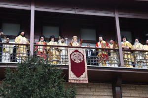 Ο εορτασμός της Κυριακής της Ορθοδοξίας στο Οικουμενικό Πατριαρχείο