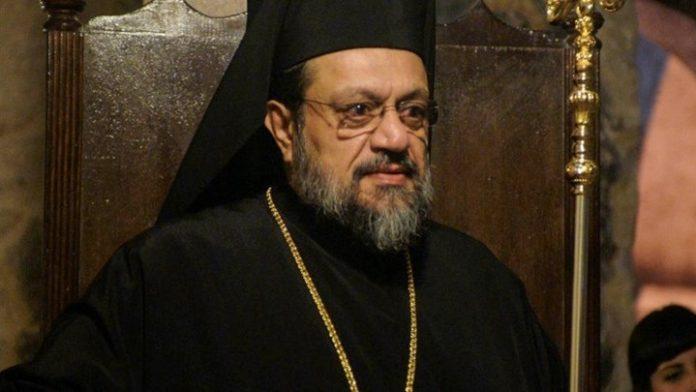 Μεσσηνίας Χρυσόστομος : «Αστοχία όποιος συσχετισμός του Σκοπιανού με διαδοχή του Αρχιεπισκόπου»