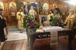 Δημητριάδος Ιγνάτιος: «Ο Χριστόδουλος μας ενέπνευσε και μας εμπνέει» Δεκαετές Μνημόσυνο στον Βόλο