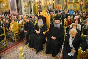 Επιμνημόσυνη Δέηση και εκδήλωση μνήμης για τον μακαριστό Γέροντα Νεκτάριο Βιτάλη στον Άγιο Κωνσταντίνο Πειραιώς