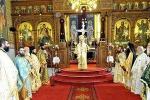 Λαμπρός εορτασμός των Λακώνων Αγίων στον Ι.Ν Αγίου Νικολάου Σπάρτης