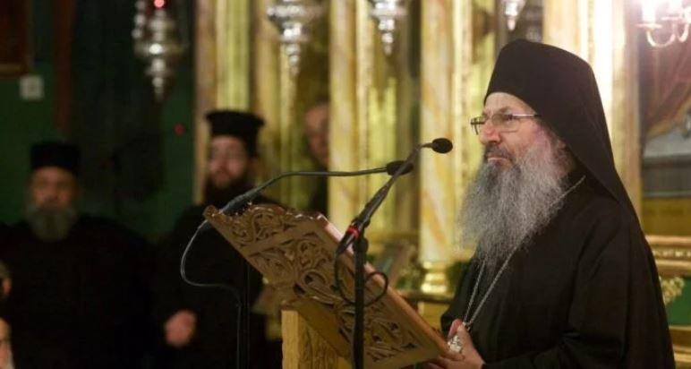 Στην Καλαμαριά μίλησε ο Καθηγούμενος της Ι.Μ. Σίμωνος Πέτρας Αρχιμ. Ελισαίος
